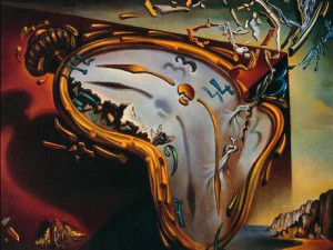 Dali-time-watch